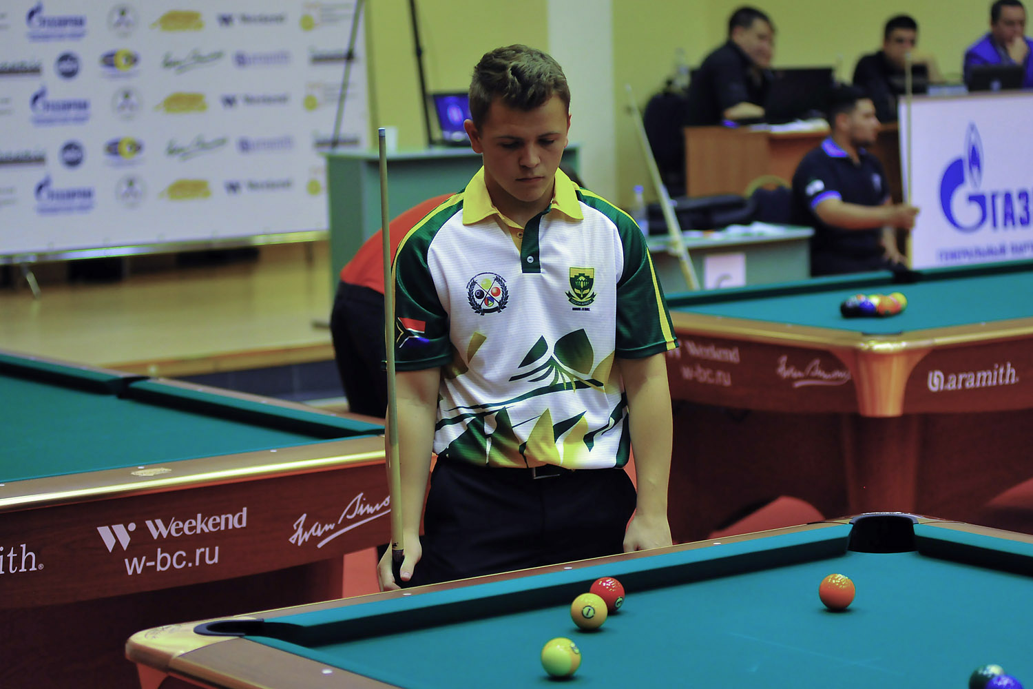 The best billiards in Moscow: photos and reviews 88