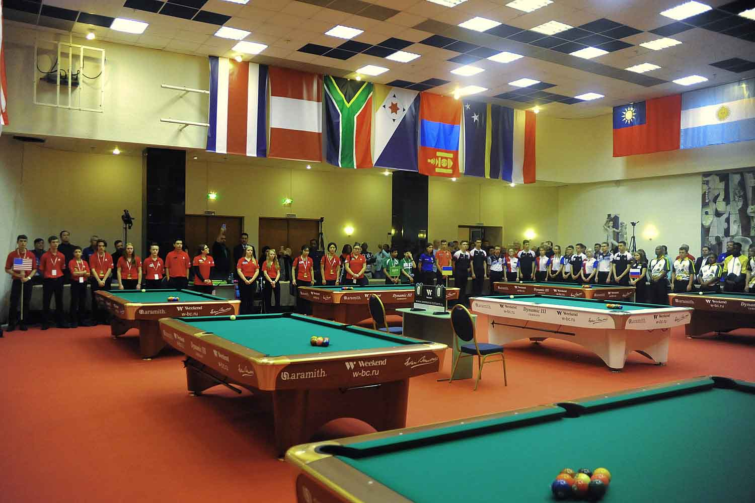 The best billiards in Moscow: photos and reviews 41