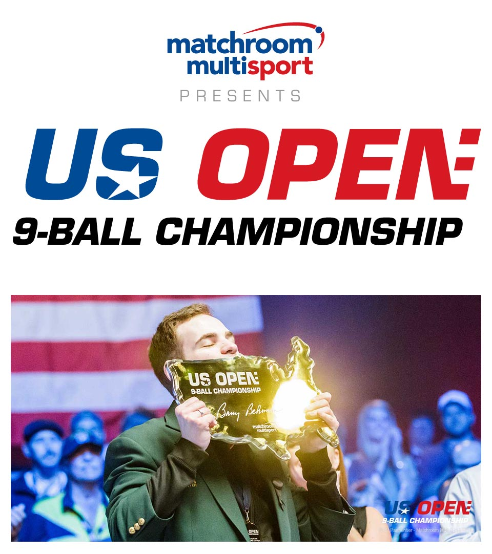 US Open 9-Ball Championship Prize Fund Increases To $375,000