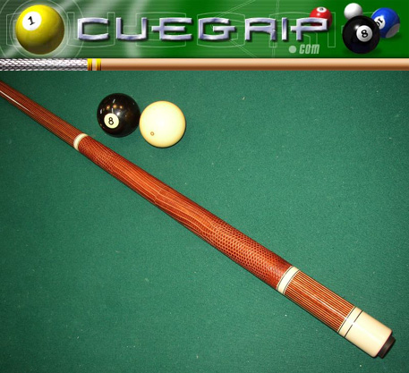 WwwCueGripcom For ReWraps And Refinishes - Pool table wraps