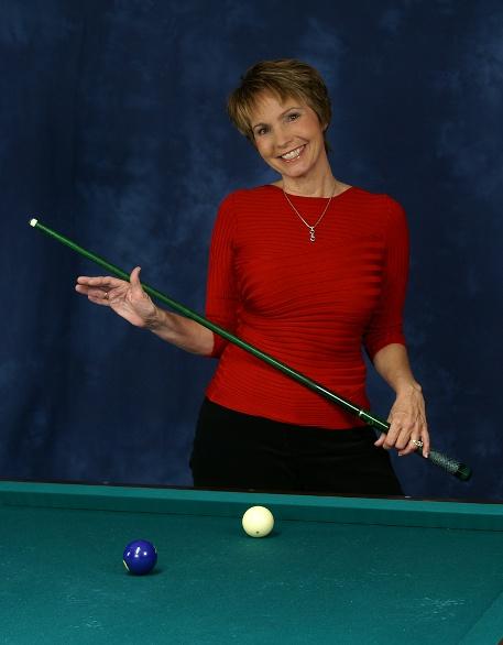 Robin Bell robin bell dodson - pool player, hall of famer, businesswoman!