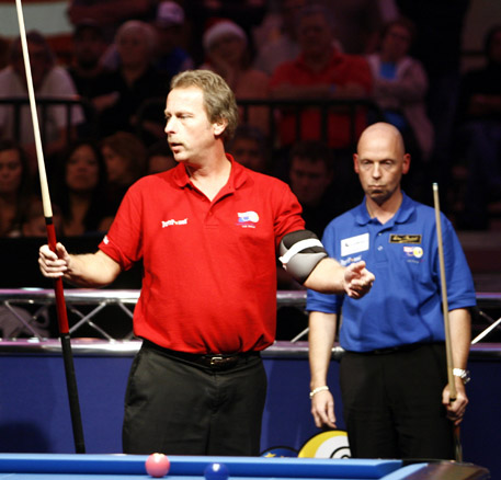 2007 MOSCONI CUP LATEST - Europe Within Two Points of Cup